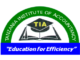 Tanzania Institute of Accountancy TIA